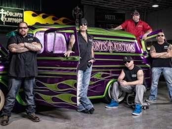 Las Vegas: Count's Kustoms Auto-Tour