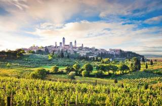 Siena 2-Stunden-Privat geführter Rundgang