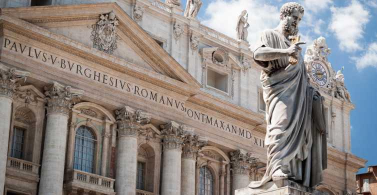 Cappella Sistina e Musei Vaticani: accesso prioritario