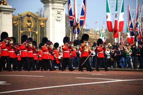 Museu Britânico e Excursão Histórica a Pé Histórica de Londres