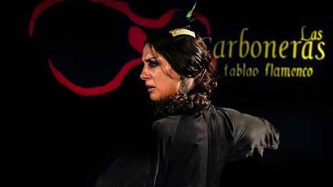 Madrid: Flamenco Show at Tablao Las Carboneras