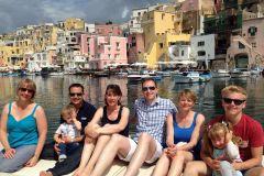 Excursão Semiparticular à Ilha de Capri saindo de Sorrento