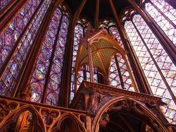 Paris: Sainte-Chapelle - Selbstgeführte Tour ohne Anstehen