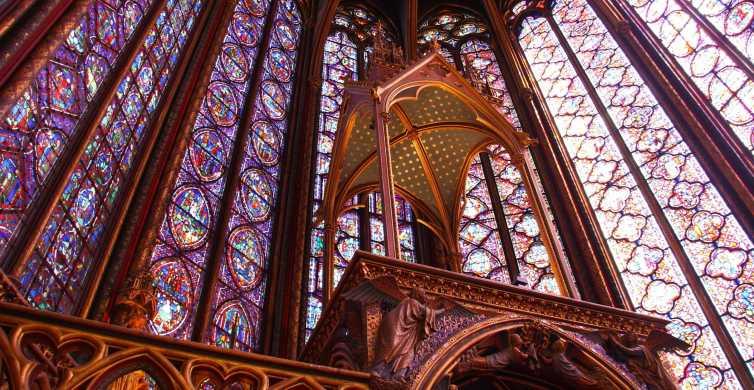 Sainte-Chapelle: Ingresso Sem Fila e Tour Autoguiado