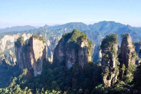 Zhangjiajie: Private Full-Day Tour w/ Grand Canyon