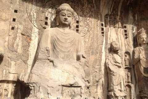 Luoyang: Full-Day Longmen Grottoes & Shaolin Temple