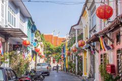 Destaques de Phuket: Tour de cidade de grupo pequeno com cocktail de rum