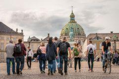 Copenhague: Excursão a Pé de Duas Horas