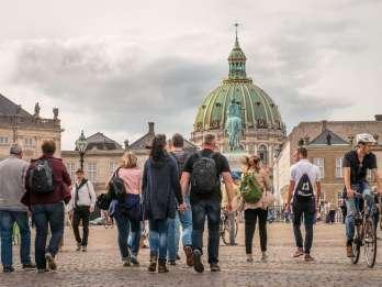 Kopenhagen: 2-stündiger Rundgang durch die Stadt. Foto: GetYourGuide