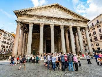 Rom: Rundgang zu Brunnen und Plätzen in kleiner Gruppe