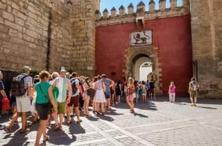 Denkmäler von Sevilla: 3-stündige geführte Tour