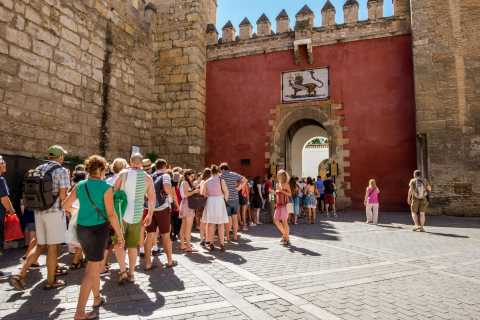 Monuments of Seville 3-Hour Guided Tour