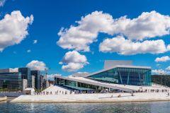 Oslo: Excursão Turística pela Cidade