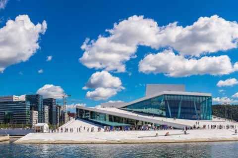 Oslo: Panoramic Sightseeing Tour