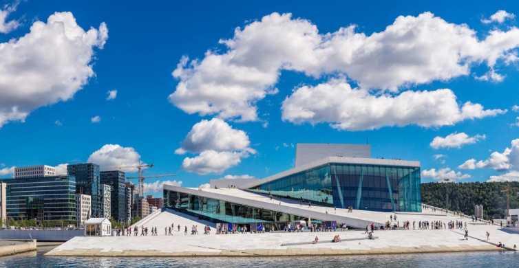 Oslo: visita turística panorámica