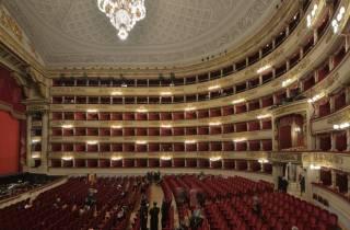 Mailand: Private Führung durch das Teatro alla Scala Museum