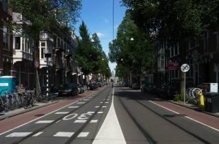 8 Jahrhunderte Geschichte & Architektur in Amsterdam Tour