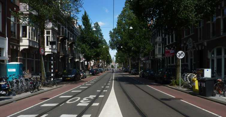 8 centuries of History & Architecture in Amsterdam Tour