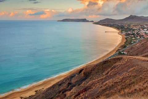 From Funchal: Porto Santo 1-Day Cruise and Tour