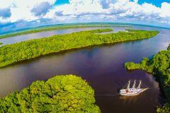 Manaus: Excursão de 1 Dia pelo Rio Amazonas