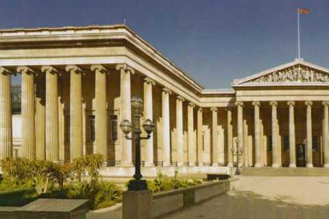 British Museum 2-Stunden-Tour auf Spanisch