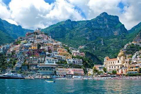 Positano & Amalfi Coast Full-Day Private Cruise