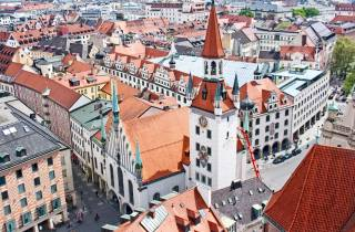 München: Schnitzeljagd durch die Altstadt