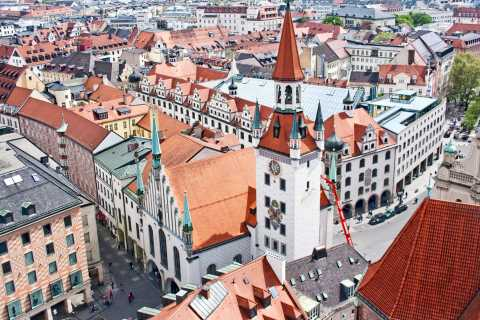 Munich: Scavenger Hunt through the Old Town