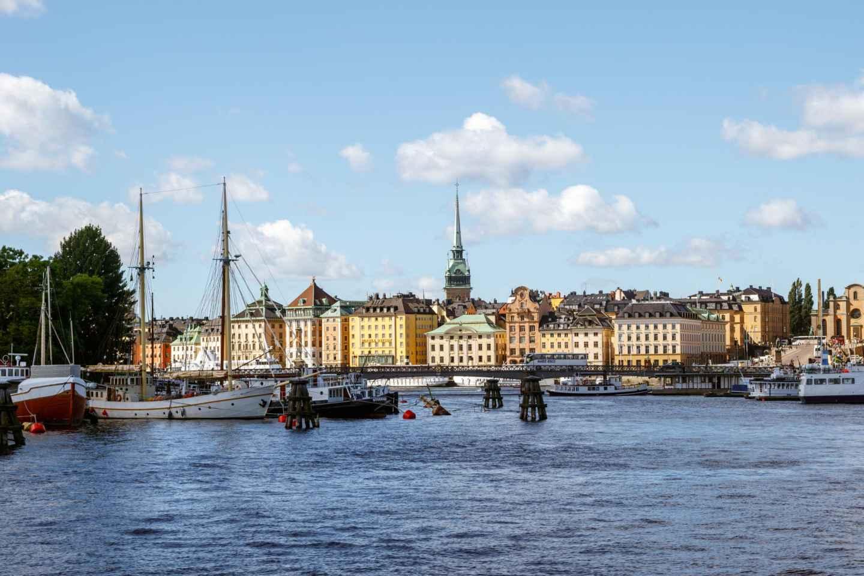 Stockholm: Archipel-Tour mit Guide