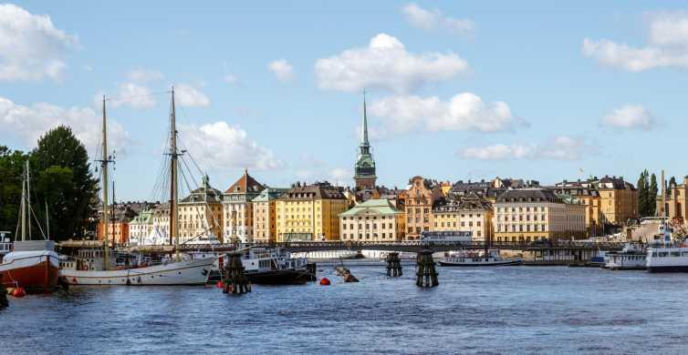 Estocolmo: crucero por el archipiélago con guía