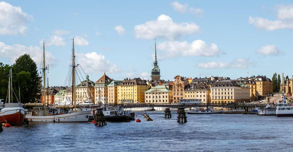 Arcipelago di Stoccolma: crociera con guida