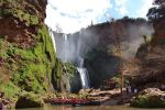 Ouzoud Waterfalls Guided Tour from Marrakech with Boat Ride