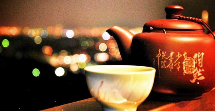 Taipei: Half-Day Tea Culture Night Discovery Tour