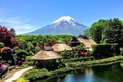 Passeio de Ônibus Panorâmico ao Monte Fuji saindo de Tóquio