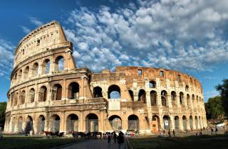Rom: Vatikan und Kolosseum – 5,5-stündige Kleingruppentour