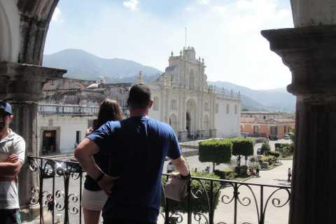 Antigua Guatemala: Half-Day Walking Tour