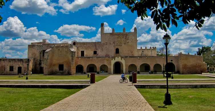 Cancun: Chichén Itzá, Cenote Ik Kil e Valladolid c/ Almoço
