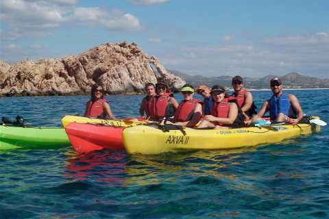 Snorkel and Kayak in the Sea of Cortez