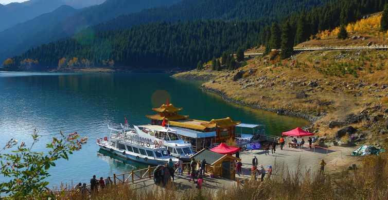 Day Tour to Tianchi Heavenly Lake From Urumqi