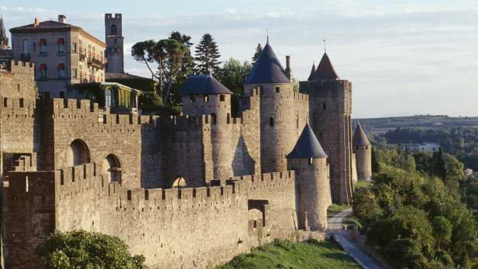 Carcassonne: Castle and Ramparts Skip-the-Line Ticket