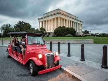 Washington, D.C.: Nächtliche Tour mit einem Elektrofahrzeug