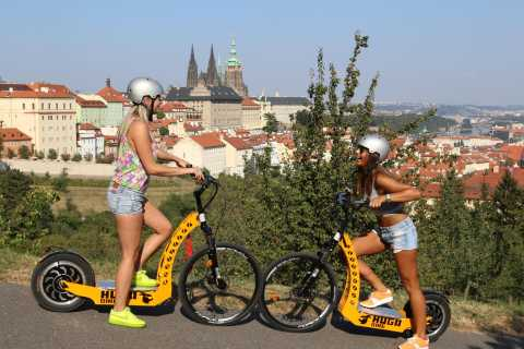 Prague Ultimate e-Scooter City Tour
