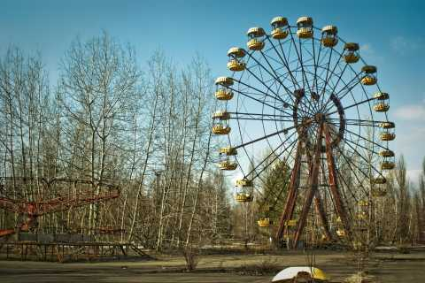 From Kiev: Private Tour of Chernobyl