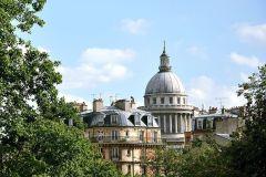 Panteão de Paris: Ingresso e Tour Autoguiado