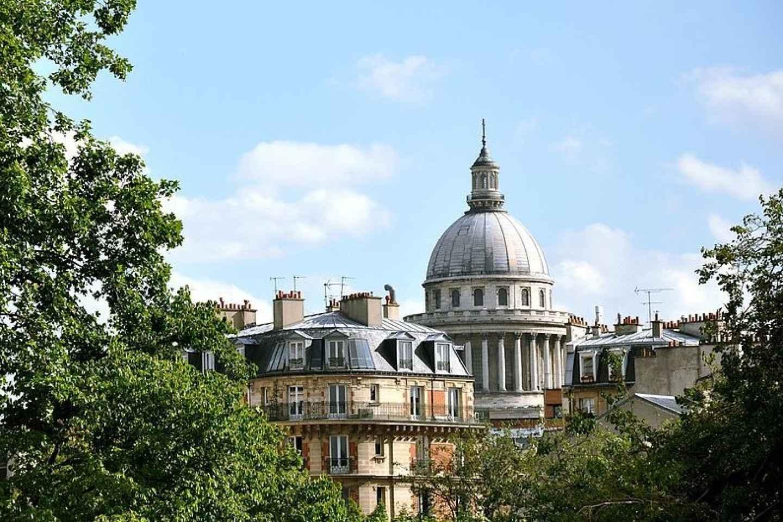 Paris: Ticket und selbstgeführte Tour im Panthéon