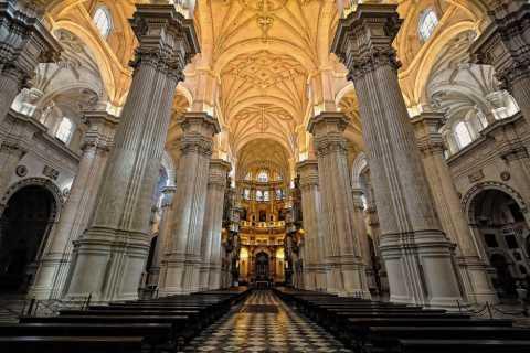 Granada: tour de la catedral y la capilla real