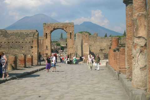 3 ore Pompei Tour privato