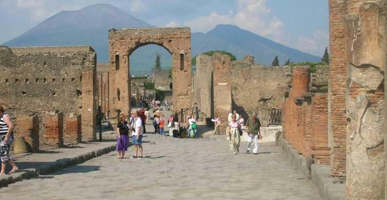 3 ore Pompei Tour privato