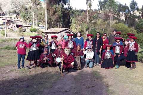 Cusco: um dia cultural em uma comunidade de Cusco