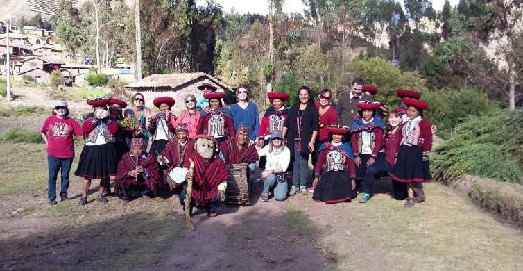 Cusco: Une journée culturelle dans une communauté de Cusco